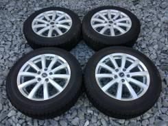 Bridgestone Toprun. 7.0x17, 5x114.30, ET53