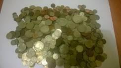 Более 700 монет СССР 1961-1993 гг множество разных годов !