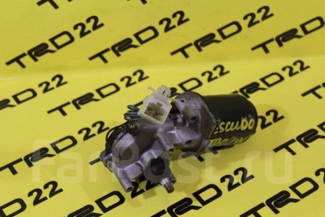 Мотор стеклоочистителя(дворников) Escudo TA02W. Suzuki Escudo, TD02W, TA02W, TD32W, TA52W, TD52W, TX92W, TL52W, TD62W