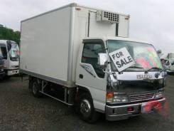 Isuzu Elf. рефрижератор NPR71, широкая кабина, 4HG1 двигатель, 4 600куб. см., 3 000кг., 4x2. Под заказ
