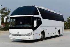 Higer KLQ6122B. Туристический автобус , 8 900 куб. см., 51 место