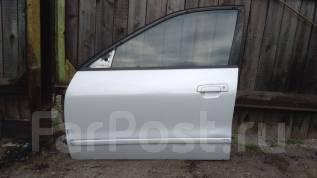 Дверь боковая. Mitsubishi Galant Mitsubishi Legnum