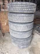 Комплект зимних грузовых колес с дисками. x15.5