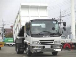 Isuzu Forward. самосвал 5ти тонник, Мотор 6HH1(простое ТНВД), спальник, 8 200куб. см., 5 000кг., 4x2. Под заказ