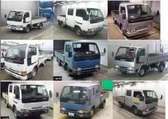 Рама. Nissan Atlas, P8F23, R8F23 Двигатели: QD32, TD27