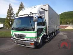 Nissan Diesel Condor. фургон-бабочка, простое ТНВД, широкая кабина, 9 200 куб. см., 5 000 кг. Под заказ