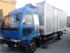 Nissan Diesel. реф 7 тонн, 6 925 куб. см., 7 000 кг.
