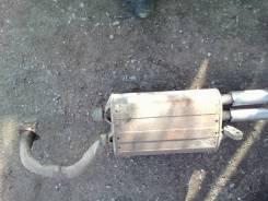 Глушитель. Mitsubishi Galant, E33A Двигатель 4G63