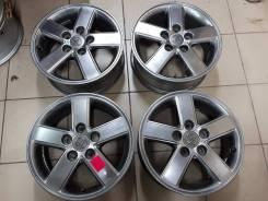 Toyota. 6.0x15, 5x114.30, ET50, ЦО 60,1мм.