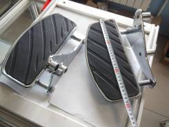 Подножки платформы (пара) тюнинговые Honda STEED 400 600