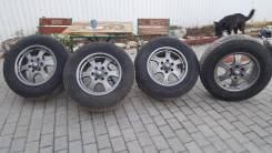 2Crave Wheels. 4.0x17, ET-98, ЦО 57,3мм.