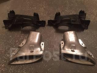 Насадка на глушитель. Mercedes-Benz E-Class, S213, W213 Двигатели: M177DE40LA, M274E16, M274E20, M276DE30LA, M276DE35LA, M274DE20AL, M274DES20AL, M276...
