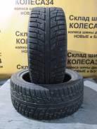 Kumho I'Zen KW22. Зимние, шипованные, 2016 год, износ: 20%, 2 шт