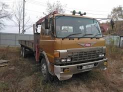 Hino FR. Продам грузовик с крановой установкой, 16 000 куб. см., 20 000 кг.