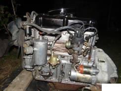Двигатель в сборе. ГАЗ 3110 Волга ГАЗ ГАЗель ГАЗ 31029 Волга