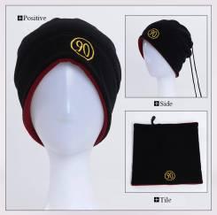 Шапка и шарф. 55-59, 60. Под заказ