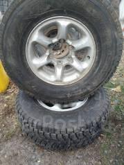 Dunlop Grandtrek SJ6. Зимние, без шипов, 2013 год, износ: 20%, 2 шт