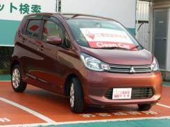 Mitsubishi eK-Wagon. автомат, передний, 0.7, бензин, 5 085 тыс. км, б/п. Под заказ