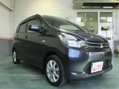Mitsubishi eK-Wagon. автомат, передний, 0.7, бензин, 18 000 тыс. км, б/п. Под заказ