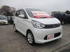 Mitsubishi eK-Wagon. автомат, передний, 0.7, бензин, 15 000 тыс. км, б/п. Под заказ