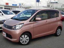Mitsubishi eK-Wagon. автомат, передний, 0.7, бензин, 13 000 тыс. км, б/п. Под заказ