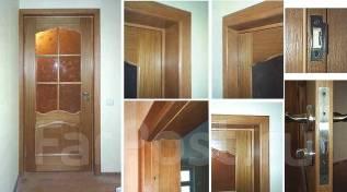 Установка дверей , ворот , окон , балконов