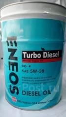 Eneos Turbo Diesel. Вязкость 5W-30, минеральное