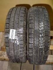 Michelin Maxi Ice. Зимние, без шипов, 1998 год, износ: 10%, 2 шт