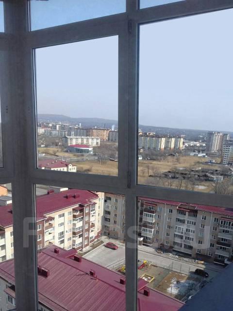 1-комнатная, улица Александра Зеленского 34. Междуречье, агентство, 40 кв.м. Вид из окна днём