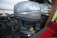 Yamaha. 25,00л.с., 4-тактный, бензиновый, нога L (508 мм), Год: 2005 год