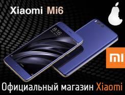 Xiaomi Mi6. Новый, 64 Гб, Синий