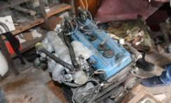 Двигатель в сборе. ГАЗ Газель ГАЗ 3110 Волга