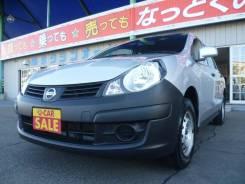 Nissan AD. автомат, 4wd, 1.6, бензин, 52 тыс. км, б/п. Под заказ