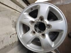 Toyota. 7.0x15, 5x139.00, ЦО 112,0мм.