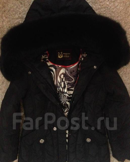 Куртки-пуховики. 44, 46