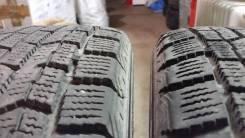 Goodyear Ice Navi Hybrid Zea. Зимние, без шипов, 2011 год, износ: 50%, 2 шт