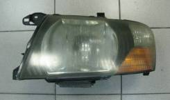 Фара Mitsubishi Pajero V78W L xenon 100-87420