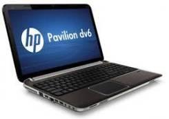 "HP Pavilion dv6. 15.6"", 2,2ГГц, ОЗУ 6144 МБ, диск 750 Гб, WiFi"
