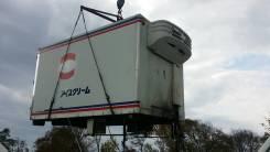 Будка рефрижераторная FE63EEV MITSUBISHI CANTER 4M51