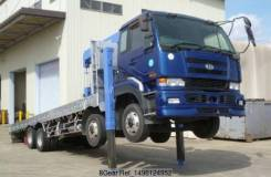 Nissan Diesel UD. Nissan UD, 13 070 куб. см., 12 200 кг. Под заказ