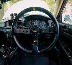 Руль. Toyota: Verossa, Crown, Mark II Wagon Blit, Mark II, Aristo