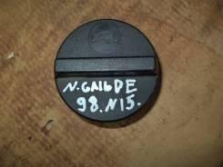 Крышка маслозаливной горловины. Nissan Almera, N15 Двигатель GA16DE