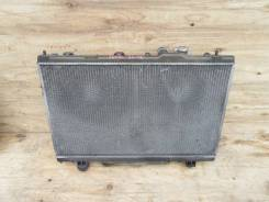 Радиатор охлаждения двигателя. Toyota Ipsum, SXM10G, SXM10