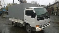 Nissan Atlas. , 2 700 куб. см., 1 750 кг.