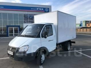 ГАЗ Газель Бизнес. ГАЗель Бизнес изотермический фургон, 2 700 куб. см., 1 500 кг.