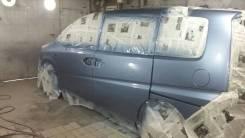 Покраска салона, Кузовной ремонт любой сложности