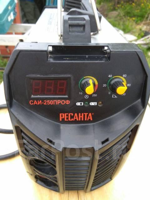Сварочный аппарат ресанта профи стабилизатор напряжения для дачи как выбрать