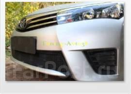 Заглушка бампера. Toyota Corolla, ZRE182, NDE160, ZRE181, ZRE172, ZRE161, NRE160, NRE180 Двигатели: 2ZRFE, 1NDTV, 1ZRFE, 1ZRFAE, 1NRFE, 2ZRFAE