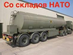 Thompson. НАТОвский бензовоз PT44/3 32000 литров., 32 000кг. Под заказ