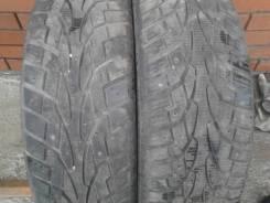 Nankang SW-7. Зимние, шипованные, 2012 год, износ: 50%, 2 шт